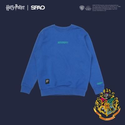 (해리 포터) 마법주문 맨투맨_SPMB923C09