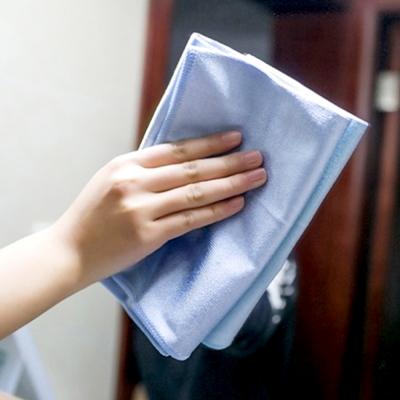 만능 유리창 타올 도어락 유리 타월 수건 창문 닦이 40x40