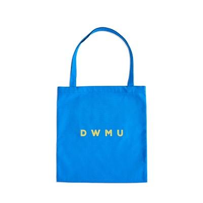 DWMU_A015 에코백 : 블루