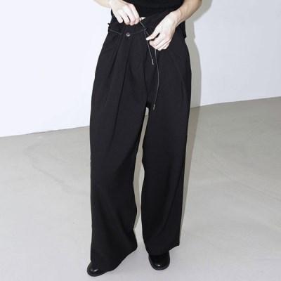 [pants] 스트링 와이드 팬츠_(1375002)