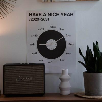 인테리어 달력 HAVE A NICE YEAR 2020-2031