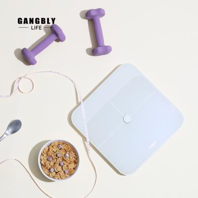 강블리라이프 스마트 인바디 체중계 / 체지방 측정 GL-0025
