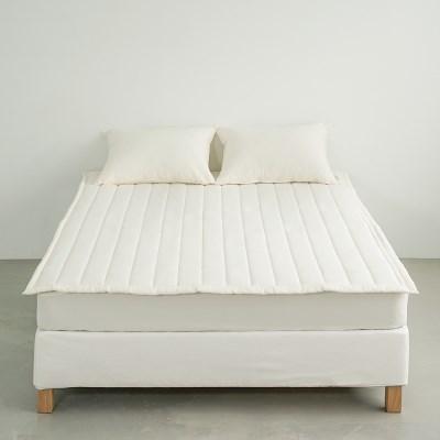 [플란뉴] 알러지케어 마이크로화이바 패드 cotton cream_코튼크림