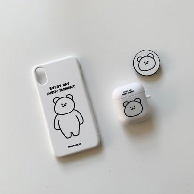 모모베어 디자인 하드케이스