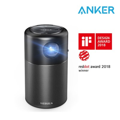 [ANKER] 네뷸라 캡슐 프로 D4111 빔프로젝터