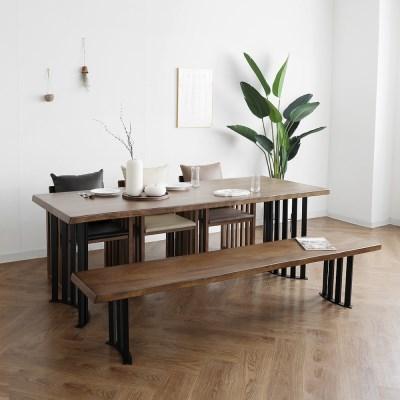 [세라피아] B1형 6인용식탁/테이블 세트_(1412736)