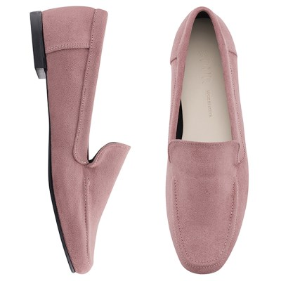 SPUR[스퍼] 로퍼 OF9044 Morden stitch loafer 핑크