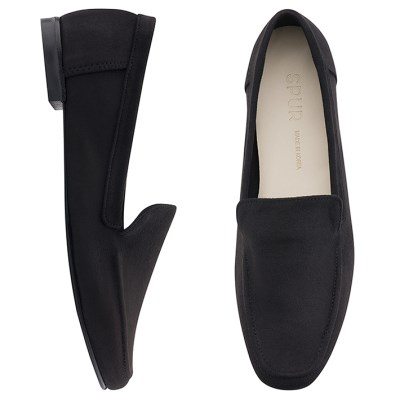 SPUR[스퍼] 로퍼 OF9044 Morden stitch loafer 블랙