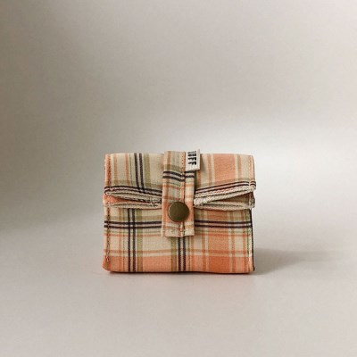 baby pocket - orange brown