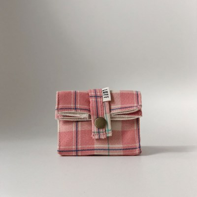 baby pocket - pink