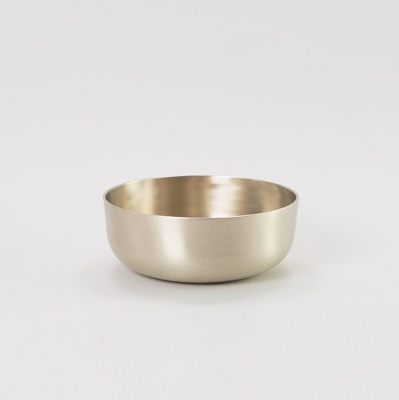 한놋 유기 큰면기 유기그릇 막국수냉면기 놋그릇