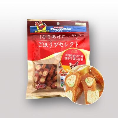 [유통기한 20.05.02]데일리셀렉트 사사미빵 135g[2+1]