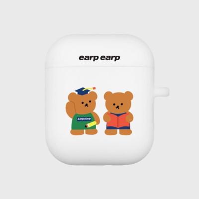 Smart bear friends-white(Air pods)_(1369766)