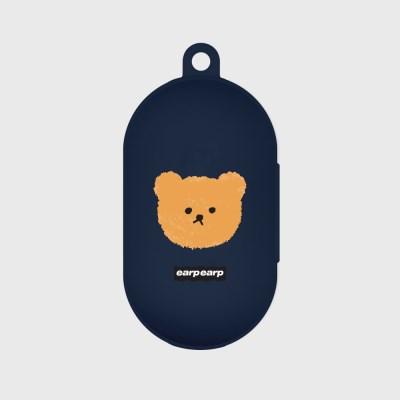 Big bear-navy(Buds jelly case)_(1369916)