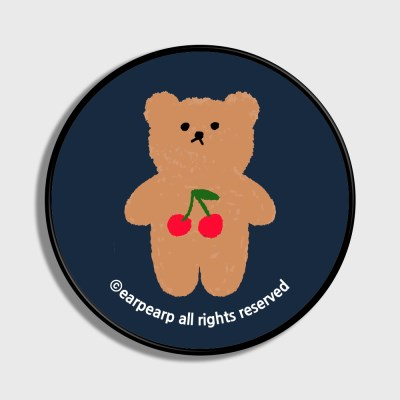 Cherry big bear-navy(스마트톡)_(1371238)
