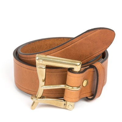 WB QUICK RELEASE BELT (brown)