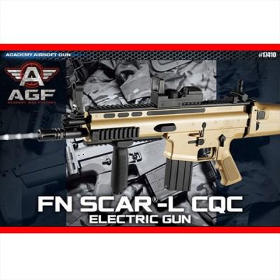 아카데미 스카 전동건 FNSCAR-TAN 17410 비비탄총
