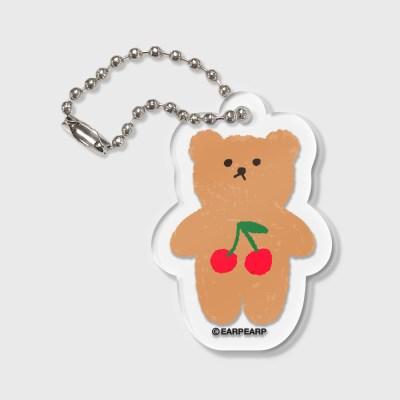 Cherry big bear(키링)_(1371312)