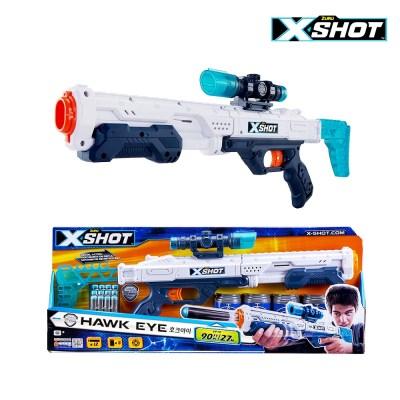 X-SHOT 엑스샷 엑셀 호크아이 펌프액션