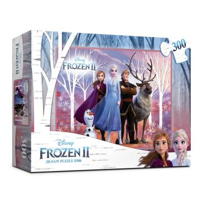 [Disney] 디즈니 겨울왕국2 직소퍼즐(빅300피스/D306)_(1446043)
