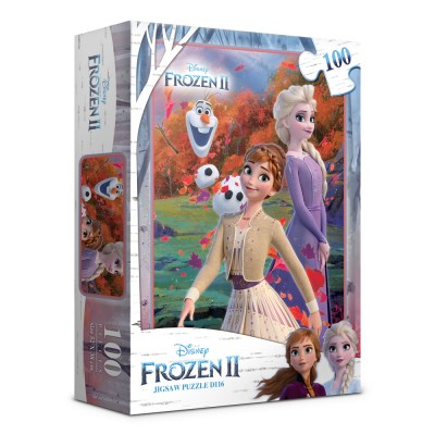 [Disney] 디즈니 겨울왕국2 직소퍼즐(빅100피스/D116)_(1446044)