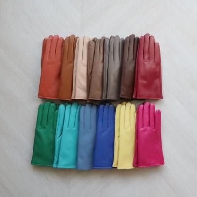 컬러 양가죽 장갑 (13color)