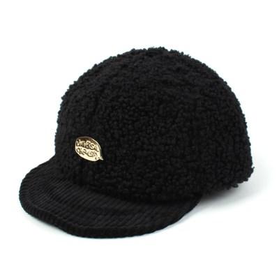 Fleece GDMT Black Bike Cap 바이크캡