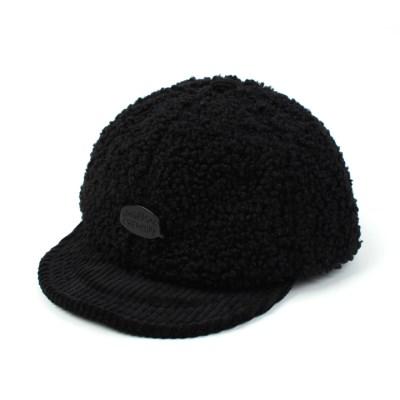 Fleece BKMT Black Bike Cap 바이크캡