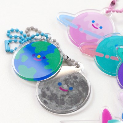 HAPPY COSMO keyring 7type