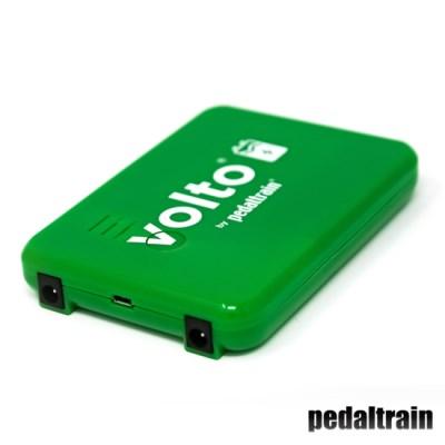[Pedaltrain] Volto Green 충전식파워 서플라이(소형 보드에 적합)