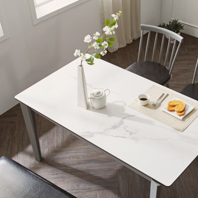 마루이 메르비 세라믹 4인용 식탁테이블