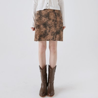 wet-on watery skirts (brown)_(1382425)