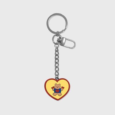 Bear heart double(금속 키링)_(1378522)