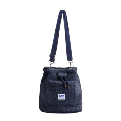 [11/18 예약발송] BUCKET BAG FLEECE (버킷백 플리스) (SB100043)