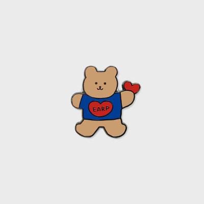 Bear heart(뱃지)_(1378531)
