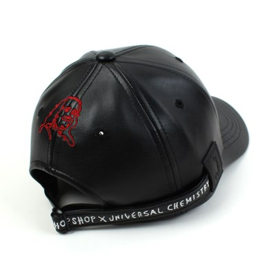 FRANKS CHOPSHOP Collabo Backstrap Leather Ballcap 코라보볼캡