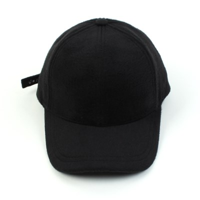 Muji Cashmere Wool Ballcap 캐시미어볼캡