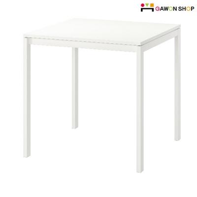 MELLTORP 2인용식탁(75*75)/식탁/이케아 테이블/ 이케아책상