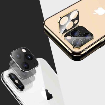 아이폰11 프로맥스로 보이는 아이폰10 페이크 카메라 보호필름