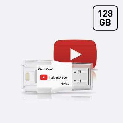포토패스트 튜브드라이브 TubeDrive 128GB 아이폰 백업