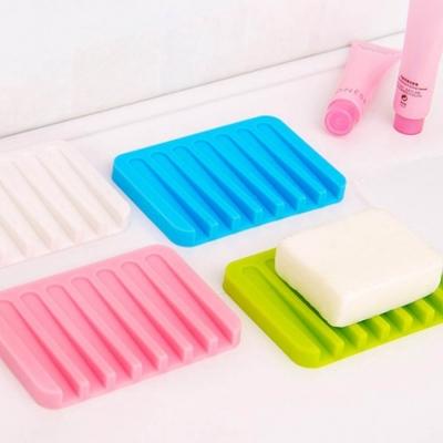 욕실용품 비누받침대 비누트레이 4개 1set(랜덤)