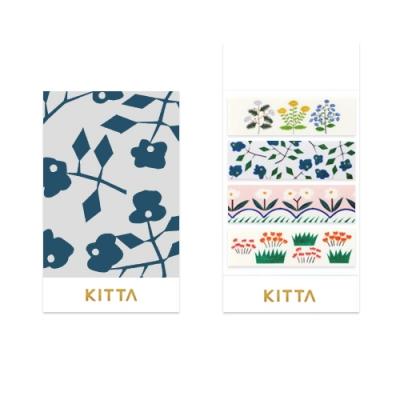 [KITTA] 포켓형 마스킹 테이프_KIT057 꽃5