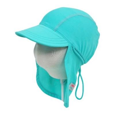 앨리빌리 민트 플랩캡(수영모자 UV차단)