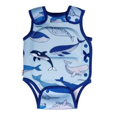 앨리빌리 둥둥조끼 고래 (영유아 전용 둥둥워머)
