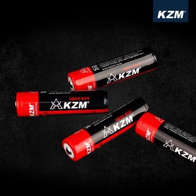 카즈미 리튬이온 충전지 18650 / 배터리 충전기 충전지충전기