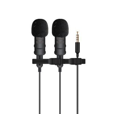 요소프로젝트 PM-500 핀마이크 스마트폰용 인터뷰용 방송용