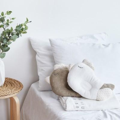 hug+ 대나무섬유 짱구베개