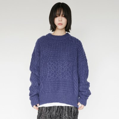 bulky round knit (3colors)_(1385548)