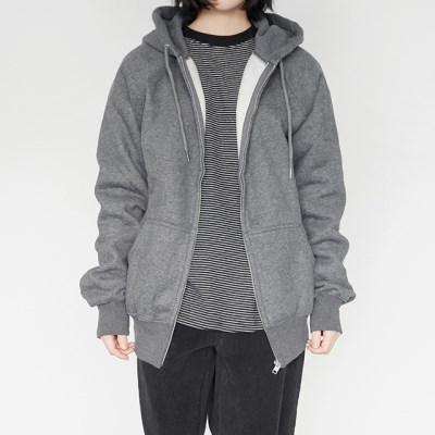 daily napping zip-up (charcoal)_(1385545)