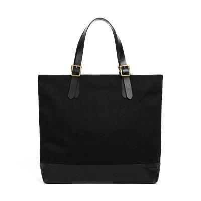 CONVERTIBLE TOTE BAG (black)